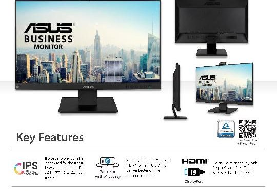 ASUS BE24EQK Business Monitor
